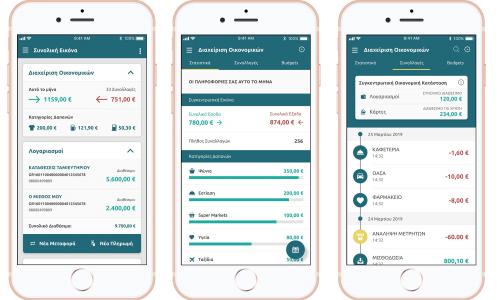 Νέα έκδοση της εφαρμογής i-bank Mobile Banking της Εθνικής Τράπεζας