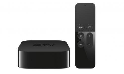 Νέο Apple TV με Siri