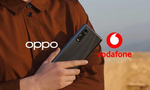 Oppo: ενισχύει την παρουσία της στην Ευρώπη μέσω της Vodafone