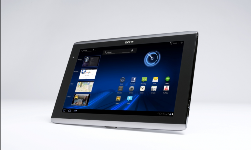 To νέο Acer Iconia Tab A500 στα Multirama