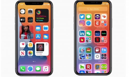 Widgets και νέα χαρακτηριστικά στο iOS14