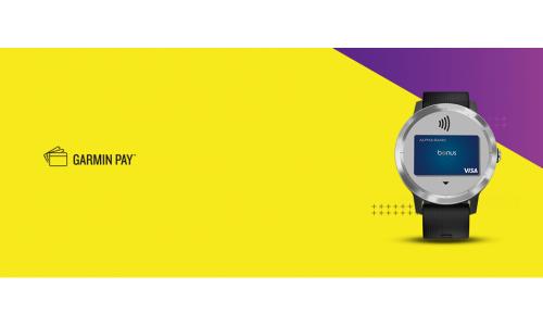 Garmin Pay: πληρωμές μέσω smartwatch, από την Alpha Bank