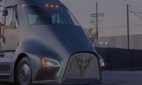 H απάντηση στην Tesla στα ηλεκτρικά φορτηγά
