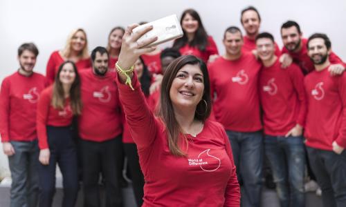 World of Difference 2019: Η νέα εποχή του προγράμματος του Ιδρύματος Vodafone είναι εδώ
