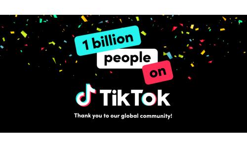 TikTok: έσπασε το φράγμα του 1 δισ. ενεργών χρηστών