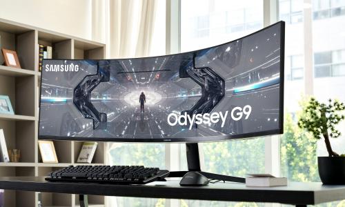 Samsung: διαθέσιμη διεθνώς η σειρά Odyssey Gaming Monitor