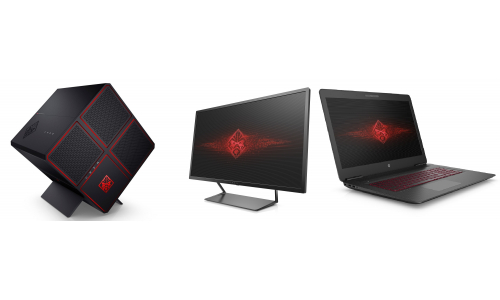HP Omen: νέα σειρά gaming υπολογιστών
