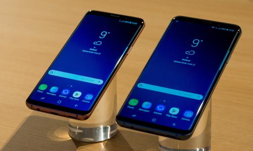 Αυτό είναι το Samsung Galaxy S9
