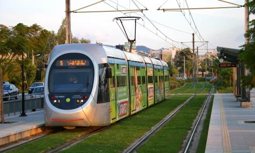 WiFi σε λεωφορεία, τρόλεϋ και τραμ