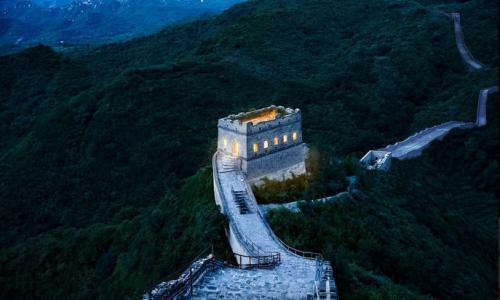 Airbnb: βρήκε τοίχο ο διαγωνισμός για μια βραδιά στο Σινικό Τείχος