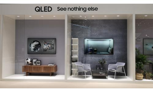 Samsung QLED TV Ambient Mode: Η τηλεόραση μετατρέπεται σε 'ζωντανό οργανισμό' του σαλονιού