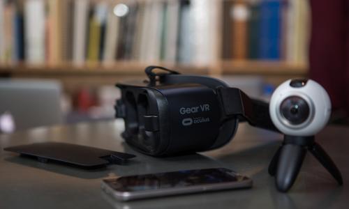 Samsung Gear 360: πολύ περισσότερο από φωτογραφίες και video