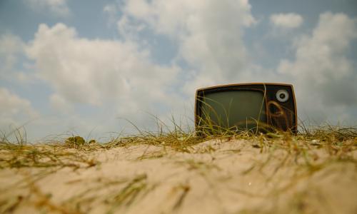 Τηλεόραση, ποια τηλεόραση...