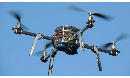 Συστήνεται αστυνομική υπηρεσία με drones