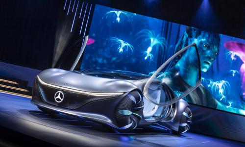 Mercedes-Benz Vision AVTR: το εντυπωσιακό concept για το αυτοκίνητο του μέλλοντος