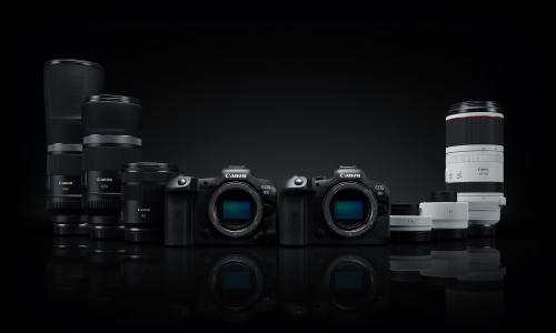 Παρουσιάστηκαν οι Canon EOS R5 και EOS R6