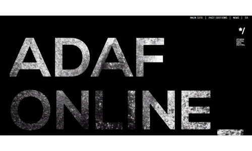 Το Athens Digital Arts Festival στην online εποχή