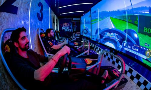 Red Bull Overtake: μπορείς να σπάσεις το χρόνο του Max Verstappen;