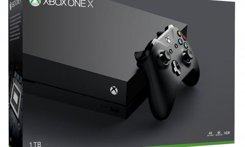7 Νοεμβρίου το Xbox One X στην Ελλάδα