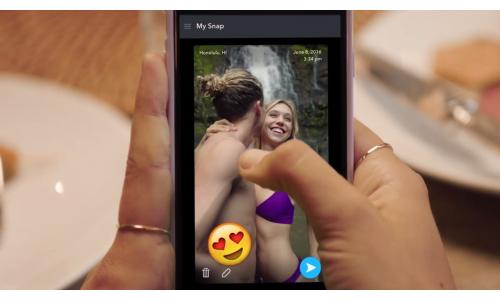 Χρηματιστηριακή συννεφιά για το Snapchat