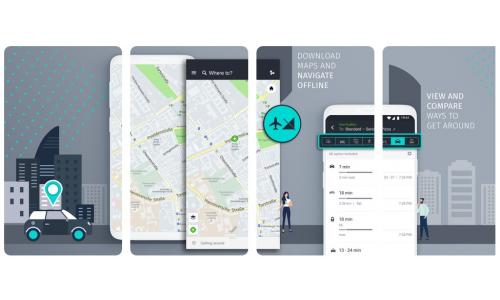 HERE WeGo: η εναλλακτική της Huawei για τα Google Maps