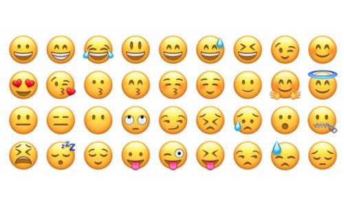 Emoji, τα μοντέρνα ιερογλυφικά