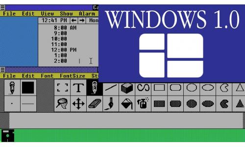 Windows…. 30!
