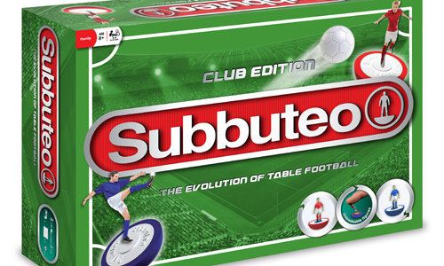 Επιστρέφει το Subbuteo