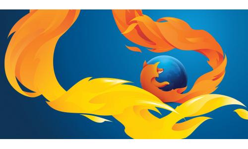 O Firefox... πήρε φωτιά