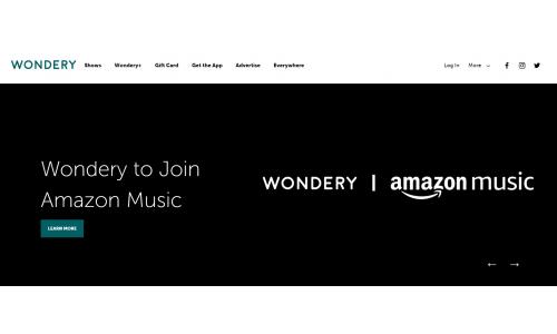 Εταιρεία παραγωγής podcast εξαγόρασε η Amazon