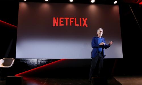 Netflix: υψηλή προτεραιότητα οι τοπικές παραγωγές και η Ευρώπη