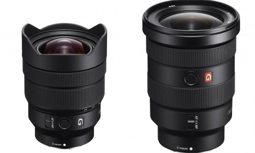 Δύο νέοι ευρυγώνιοι E-mount Full-Frame φακοί από τη Sony