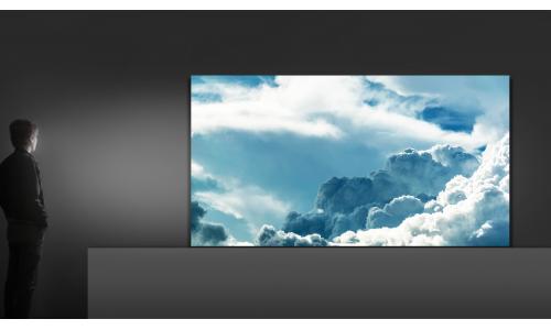Τηλεόραση 146 ιντσών από τη Samsung