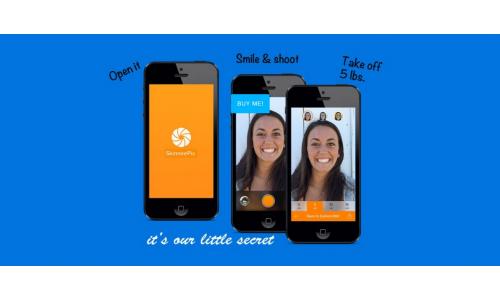 Εφαρμογή αφαιρεί κιλά από τα selfies