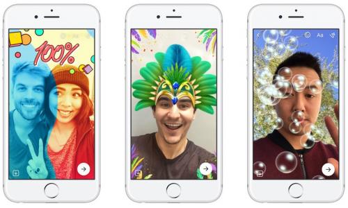 Λίγο ακόμα Snapchat στον Messenger