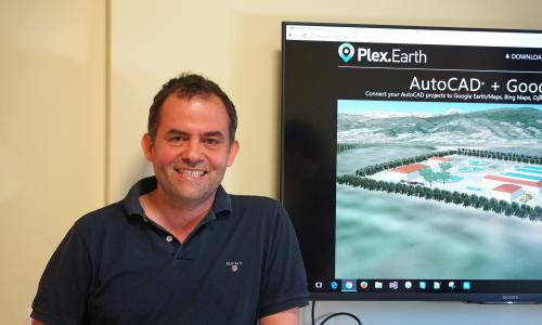 Plex.Earth: το ελληνικό πρόγραμμα που χρησιμοποιούν οι μεγαλύτερες κατασκευαστικές εταιρείες στον κόσμο