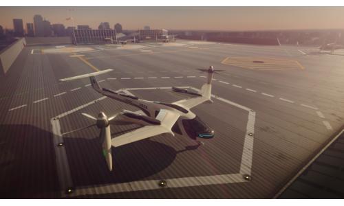 Στο Λος Άντζελες τα ιπτάμενα ταξί της Uber