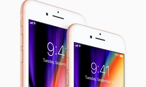 Από τα 859 ευρώ η τιμή για το iPhone 8