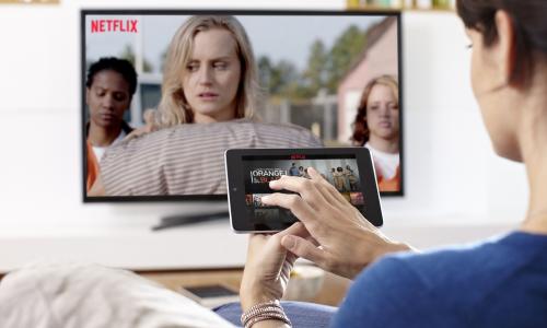 Και τη Netflix μετράει η Nielsen