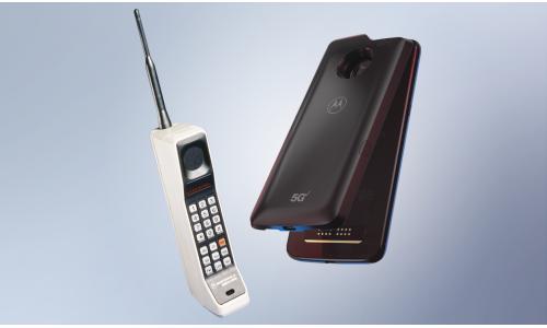 Το Motorola Moto Z3 γίνεται το πρώτο εμπορικά διαθέσιμο 5G smartphone