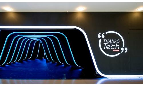 Μια μοναδική έκθεση τεχνολογίας στο The Mall Athens από τον Κωτσόβολο