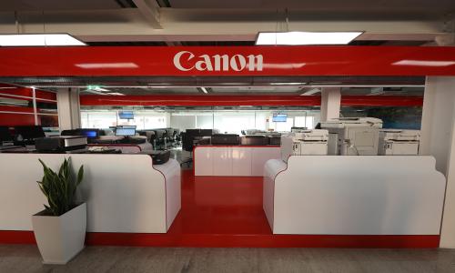 Σημαντική επένδυση της Canon στην Ελλάδα
