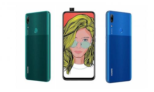 Διαθέσιμο στα καταστήματα το Huawei P smart Z με pop up κάμερα