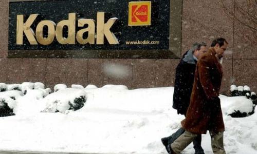 Kodak –περί λαγών και χελωνών