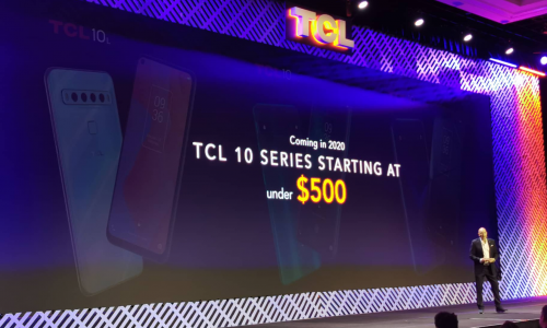 TCL: φέρνει 5G smartphone κάτω από τα 500 δολάρια