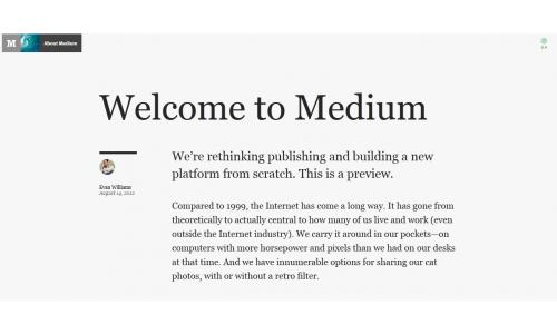 """Απολύσεις και περικοπές για το """"Medium"""""""