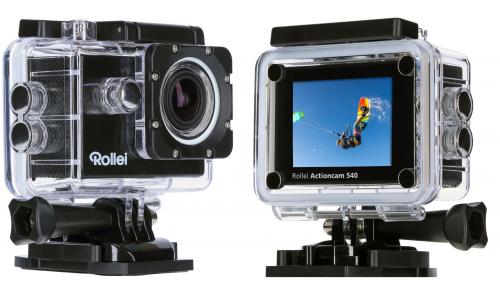 Στην ελληνική αγορά η action camera Rollei 540