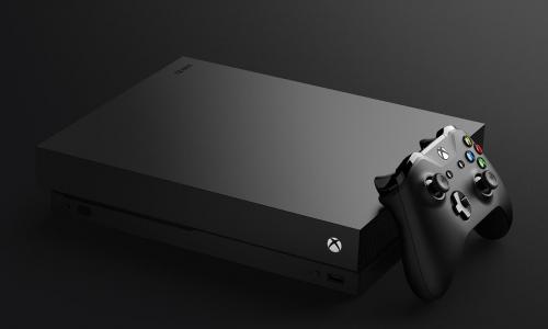 Ανακοινώθηκε το Xbox One X