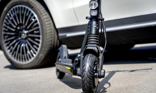 E-scooter φέρνει η Mercedes Benz το 2020