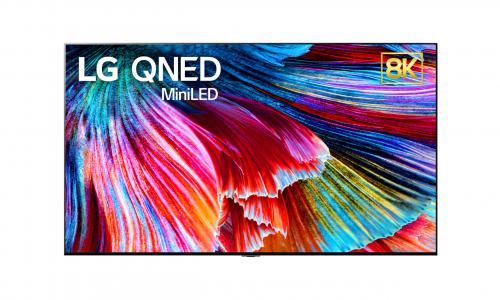 LG: Νέα τηλεόραση QNED Mini LED στην CES 2021